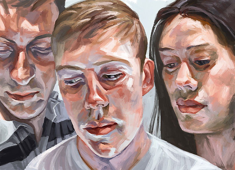 Master Study: Tai Shan Schierenberg