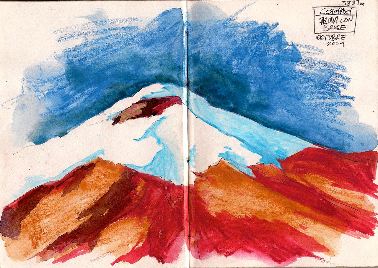 Glacier Diary