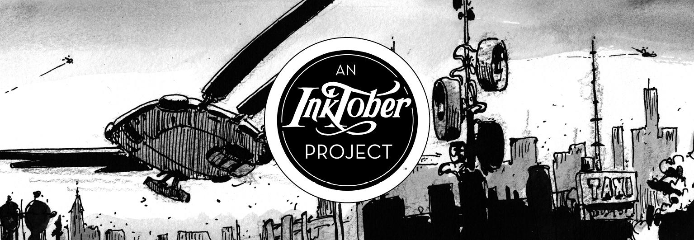 Going Home – Inktober 2017